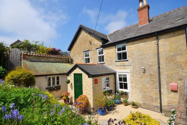 Thumbnail Detached house for sale in Marnhull Road, Hinton St. Mary, Sturminster Newton