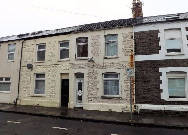 Thumbnail Terraced house for sale in Minny Street, Roath, Cardiff
