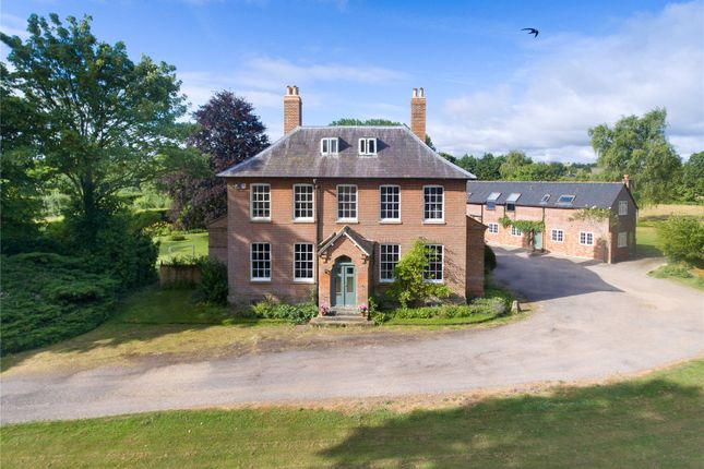 Thumbnail Detached house for sale in Rushall, Pewsey, Wiltshire