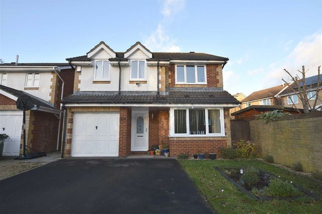 Thumbnail Detached house for sale in Campion Drive, Bradley Stoke, Bristol