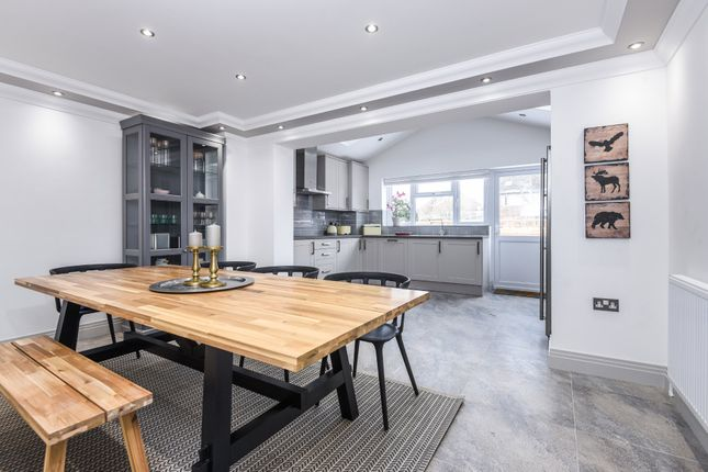 Thumbnail Semi-detached house for sale in Ropemaker Road, London