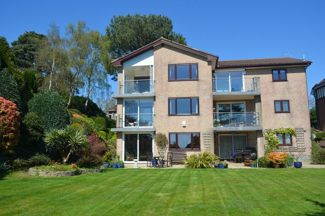 Thumbnail Flat for sale in Birchwood Mews, Canford Cliffs, Poole, Dorset