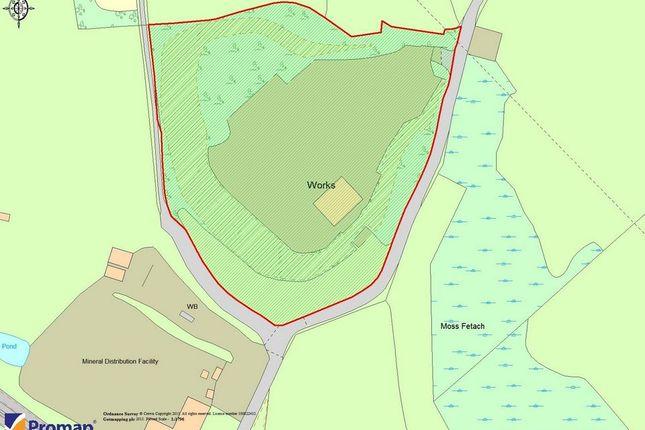 Thumbnail Land for sale in Pitmedden Road, Aberdeen
