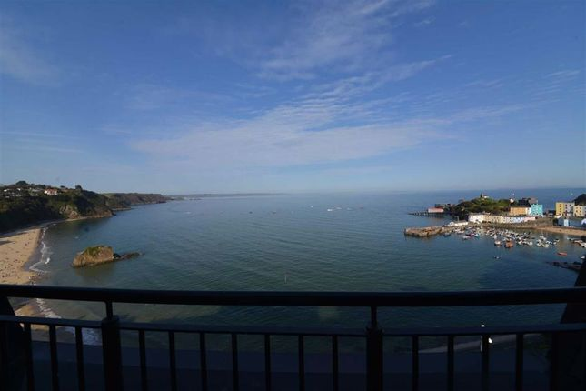 Thumbnail Flat for sale in 37, Paxton Court, White Lion Street, Tenby, Dyfed