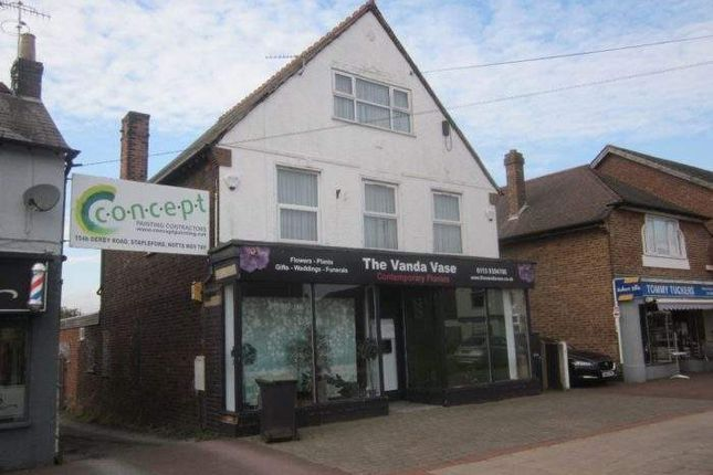 Thumbnail Retail premises for sale in 152 Derby Road, 152 Derby Road, Stapleford