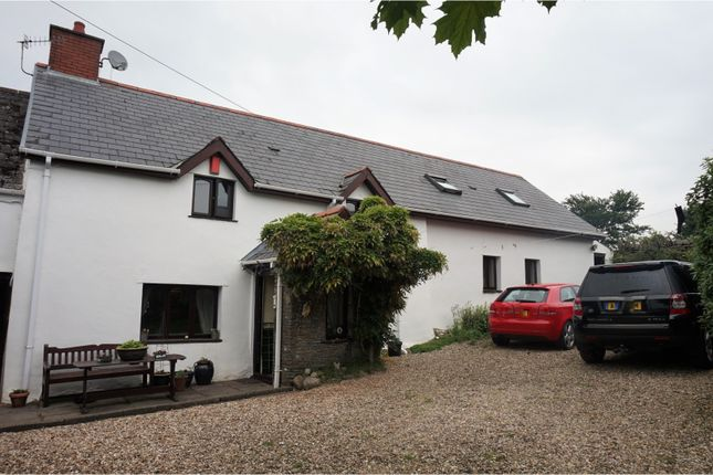 Thumbnail Farmhouse for sale in Trelewis, Treharris