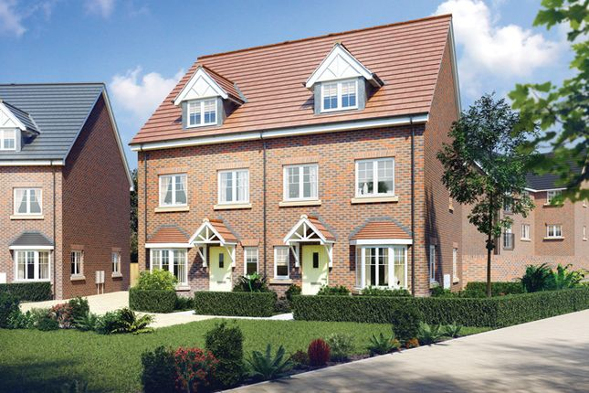 """Thumbnail Property for sale in """"Halstead"""" at Welton Lane, Daventry"""