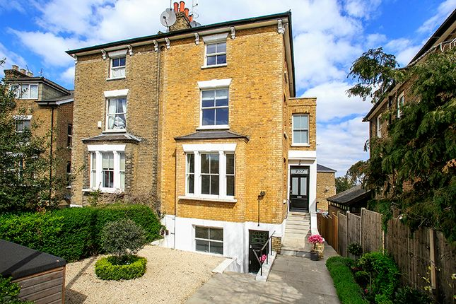 Thumbnail Semi-detached house to rent in Sheen Road, Richmond