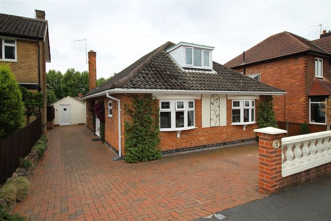 Thumbnail Bungalow for sale in St. Andrews Drive, Ilkeston