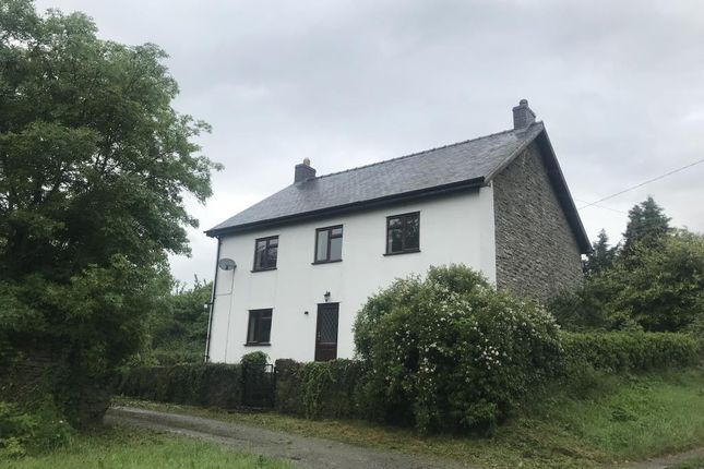 Thumbnail Detached house to rent in Evenjobb, Presteigne