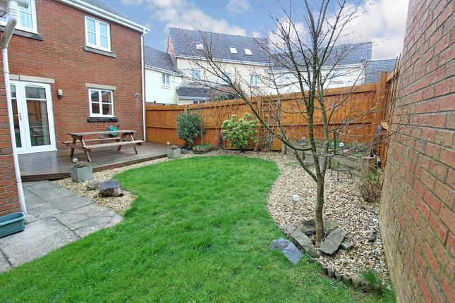 3 bedroom end terrace house for sale in Lakeside Way, Nantyglo, Ebbw Vale