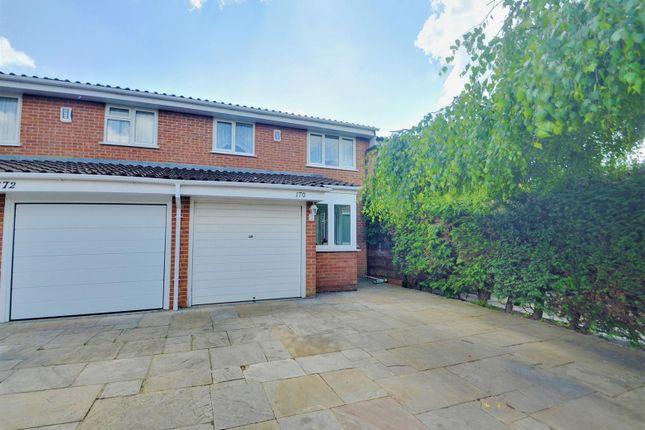 Thumbnail Terraced house to rent in Aylsham Drive, Ickenham