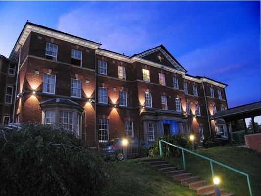 1 bed flat to rent in Nightingale House, Worcester City Centre, Worcester WR5
