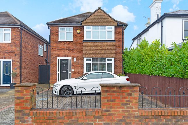 Thumbnail Detached house for sale in Orchard Road, Chessington, Surrey