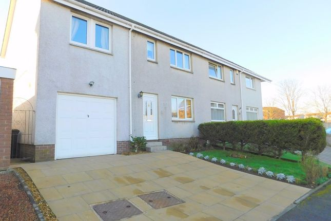 Thumbnail Semi-detached house for sale in Echline Place, South Queensferry