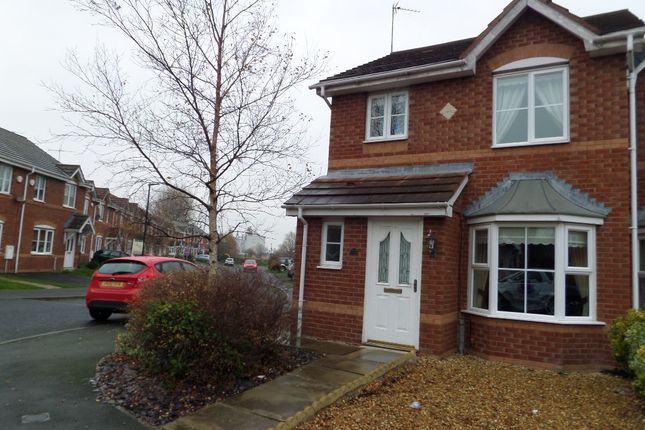 Thumbnail Semi-detached house to rent in Chequers Way, Thornton