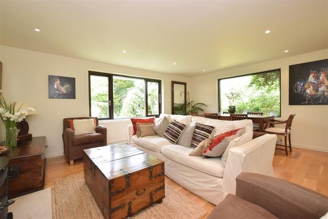 Thumbnail Detached bungalow for sale in Pond Rise, West Chiltington, West Sussex