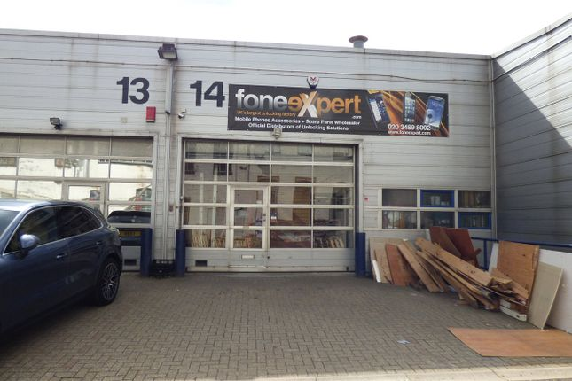 Thumbnail Property to rent in Higham Lodge, Business Centre, Walthamstow