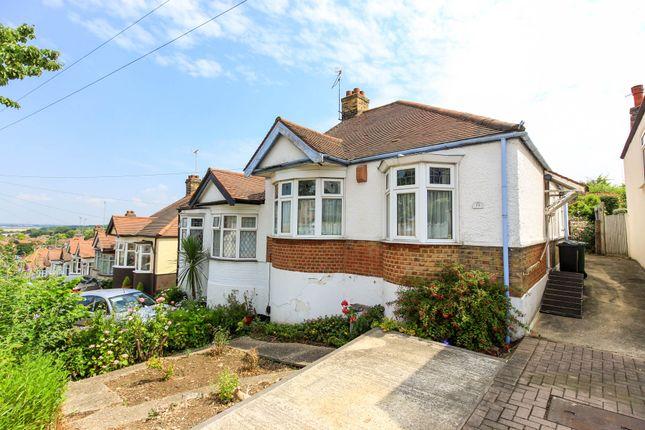 Thumbnail Semi-detached bungalow for sale in Seymour Road, London