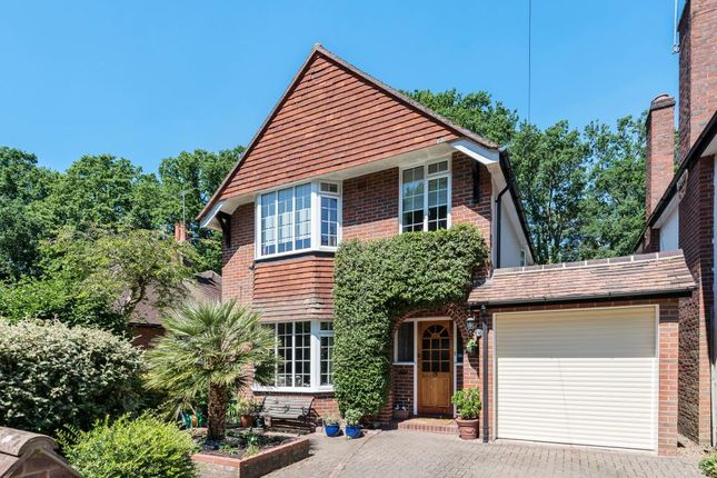 Thumbnail Detached house for sale in Horsell, Woking