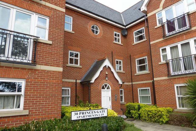 Thumbnail Flat for sale in Princes Gate, Central, Peterborough