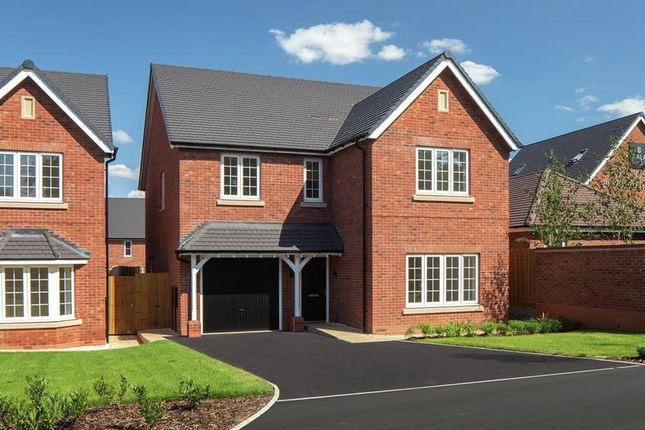 """Thumbnail Detached house for sale in """"The Ramhill"""" at Red Lane, Burton Green, Kenilworth"""