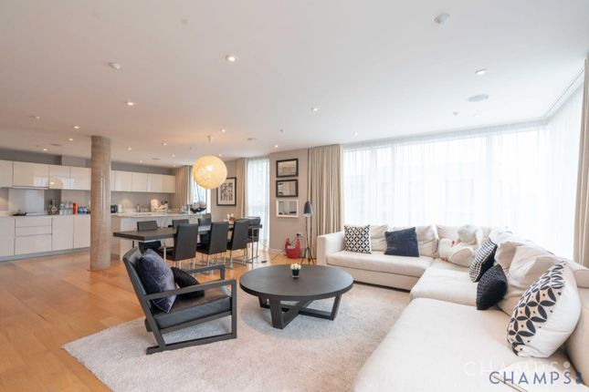 Thumbnail Flat for sale in Residence Tower, Woodberry Grove, London