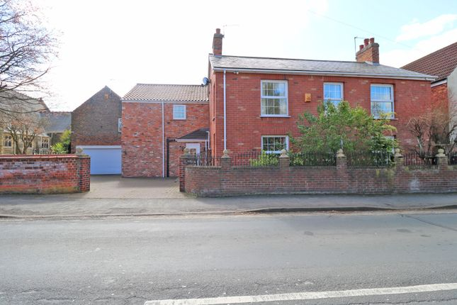 Thumbnail Detached house for sale in High Street, Epworth, Doncaster