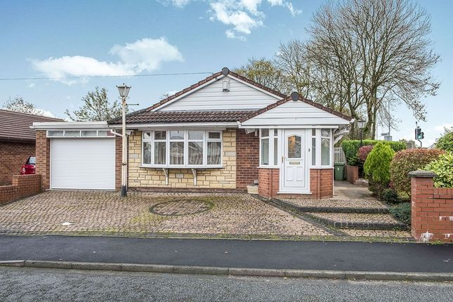 Thumbnail Bungalow for sale in Edgeware Grove, Winstanley, Wigan