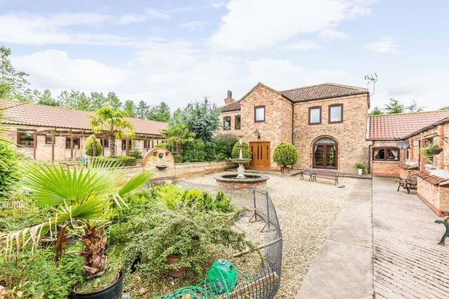 Thumbnail Detached house for sale in Walk Lane, Irby, Grimsby