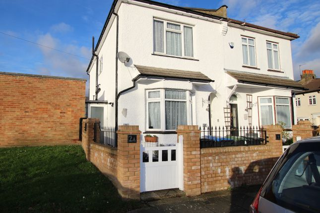 Thumbnail Maisonette for sale in Glenville Avenue, Enfield