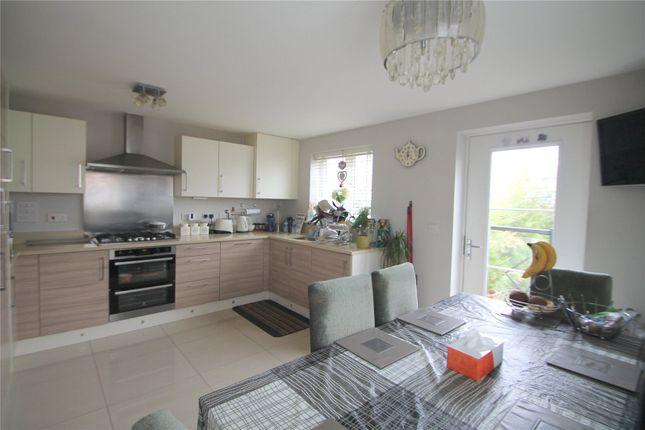 Thumbnail End terrace house for sale in Crabapple Road, Tonbridge
