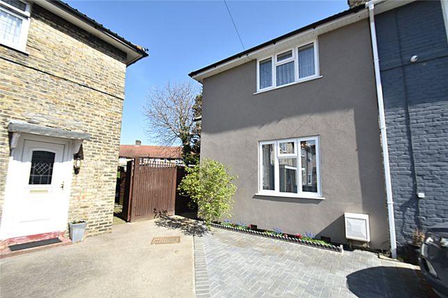 Thumbnail End terrace house for sale in Agnes Gardens, Dagenham