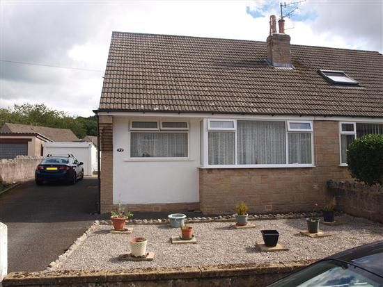 Thumbnail Property to rent in Croftlands, Warton, Carnforth