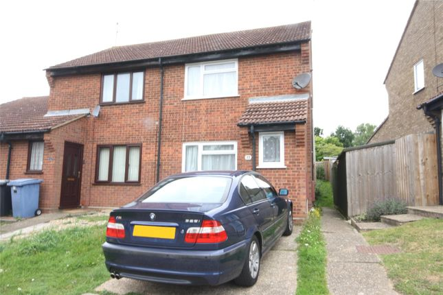 Thumbnail Semi-detached house to rent in Buttercup Close, Ipswich, Suffolk