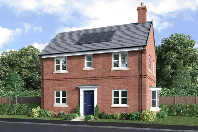 3 bed detached house for sale in Off Winchester Road, Boorley Green SO32