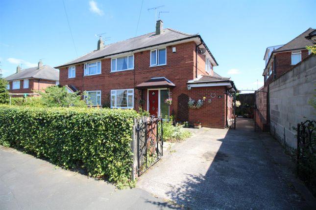 Thumbnail Semi-detached house for sale in Lanshaw Terrace, Middleton, Leeds