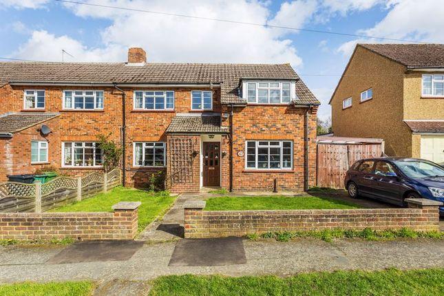 Thumbnail Semi-detached house for sale in West Farm Close, Ashtead