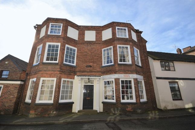 Thumbnail Town house for sale in High Street, Broseley, Shropshire.