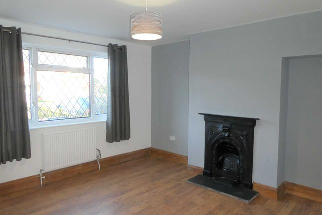 Thumbnail End terrace house to rent in Kings Newnham Road, Church Lawford, Rugby