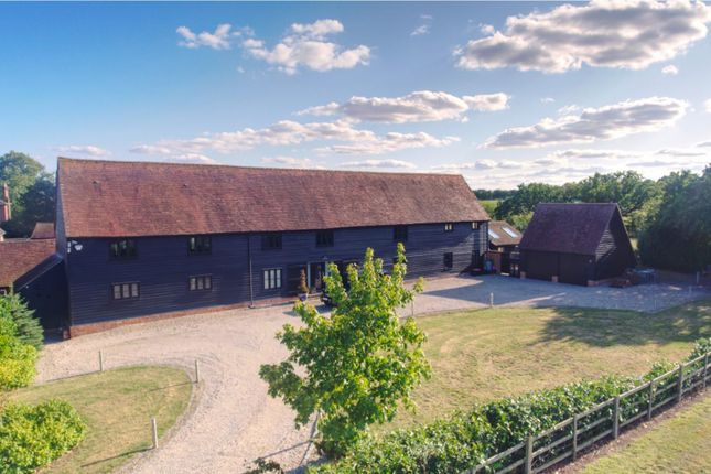 Thumbnail Barn conversion for sale in Church Street, Billericay