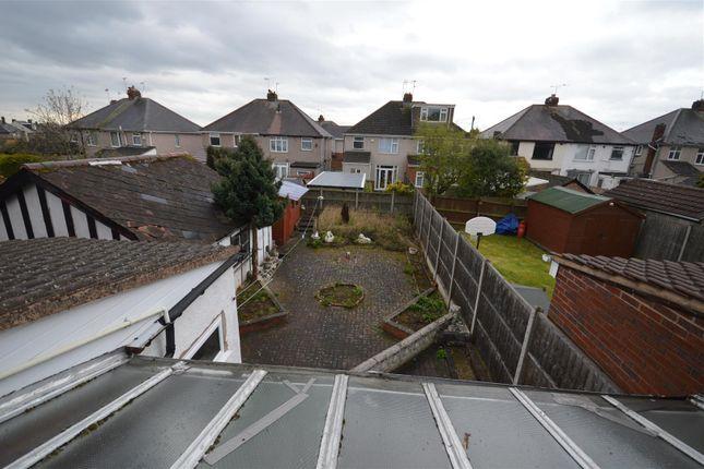 Rear Garden of Daventry Road, Cheylesmore, Coventry CV3