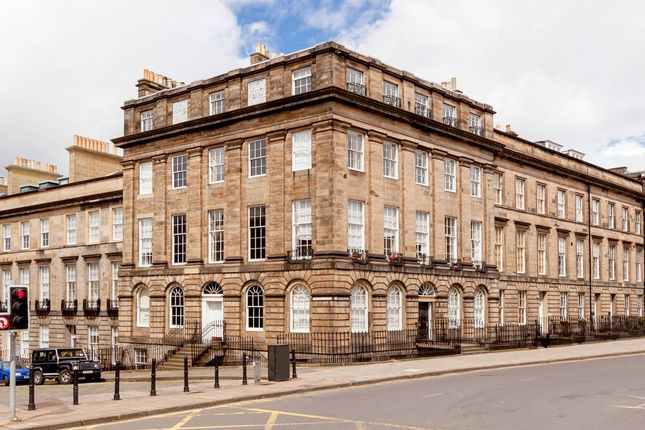 Thumbnail Flat to rent in Forres Street, New Town, Edinburgh