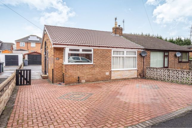 Thumbnail Semi-detached bungalow for sale in Sackville Street, Dewsbury