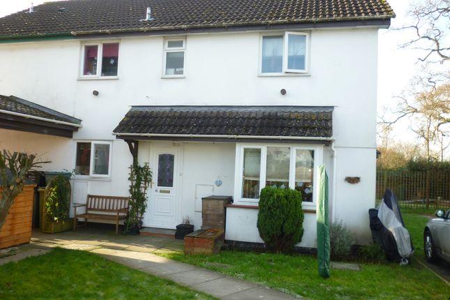 Thumbnail Semi-detached house to rent in Furze Cap, Kingsteignton