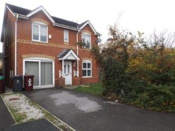 Thumbnail Detached house for sale in Heydon Avenue, Kirkby, Liverpool, Merseyside