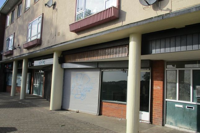 Retail premises to let in Russell Drive, Newport