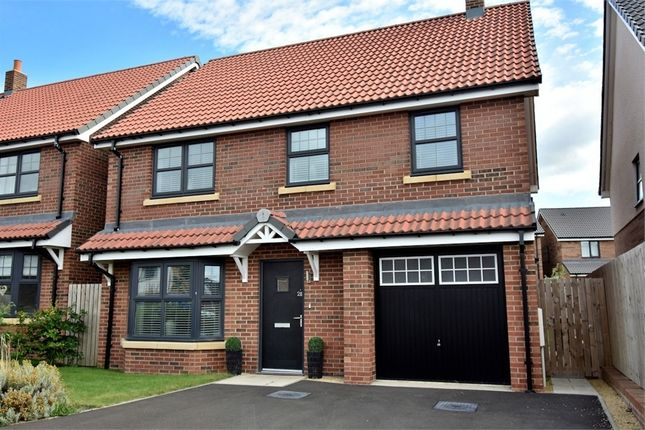 Thumbnail Detached house for sale in Saddler Drive, Sedgefield, Stockton-On-Tees, Durham