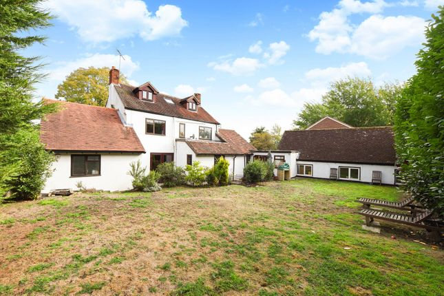 Thumbnail Detached house for sale in Hawley Road, Blackwater, Camberley