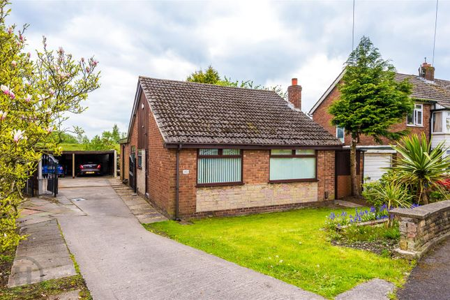3 bed detached bungalow for sale in Hertford Drive, Tyldesley, Manchester M29